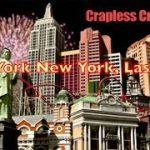 Crapless Craps at New York-New York, Las Vegas