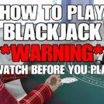GTA ONLINE HOW TO PLAY BLACKJACK MONEY GUIDE ***WARNING*** WATCH BEFORE YOU PLAY