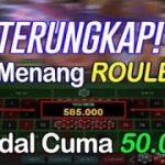 KOK BISA YAA??? MODAL 50.000 MENANG HINGGA 10XLipat Di ROULETTE INDONESIA