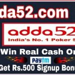 💥 Adda52 Poker How to Create Id for Beginners with Tips & Rules (Tips in Hindi) | Step by Step