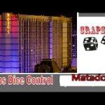 """Craps Dice Control  """" MATADOR """""""