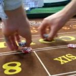 Craps Dealing: Press 6 and 8 One Unit ($12 to $18)