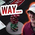 🔥 UNIQUE STRATEGY 🔥 10 Minute Blackjack Challenge | Live Casino Game Las Vegas