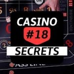 Casino Secrets – What craps dealers don't want you to know!