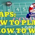 Craps: How to Play and How to Win – Part 3 – with Casino Gambling Expert Steve Bourie