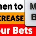 Roulette: When to Increase/Decrease Bets????