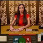 Live Casino BIG BACCARAT WIN!!