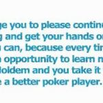 Texas Hold Em Poker Tips – The 7 Mistakes