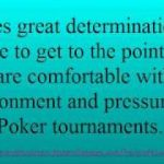 Poker tips and Texas holdem strategies