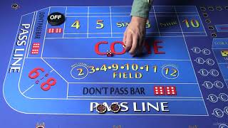 Learn to Play Craps Like a Pro : The Pass Line – Practical