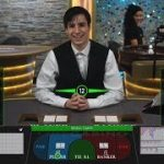 Live Baccarat eSqueeze on PlayNow.com