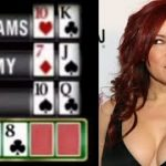Tilly flops the NUTS and gets ACTION! Huge poker hand