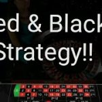 Roulette Strategy for Red and Black & odd/even bet (Guaranteed Winning strategy) 98% win rate
