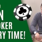 How to win at Poker Every time (even if you lost) – Ask Alec