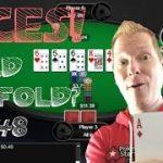 HOLD'EM OR FOLD'EM WITH POCKET ACES? [E8 Poker Strategy]