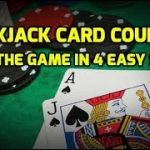 Blackjack Card Counting – Beat The Game in 4 Easy Steps