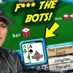 LEARNING TO CRUSH POKER BOTS……