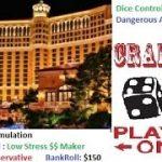 """Craps Dice Control: How to """"  Win $$ At Craps """""""