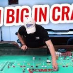 HOW TO WIN BIG IN CRAPS | Check This Out Las Vegas #3