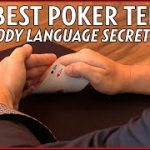 Magician Reveals 10 Best Poker TELLS! – (Reading People & Body Language)