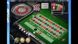 Online casino. Kazino no 22 uz 62 USD. Roulette strategy. Martingale.