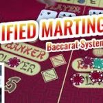 BACCARAT SYSTEM REVIEW – Modified Martingale | Live Baccarat Systems Review