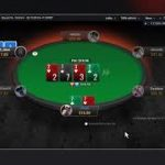 Patrick Leonard shows the new custom tables feature of the partypoker software