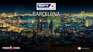 EPT BARCELONA Main Event, Day 3 (Cards-Up) – Part 2