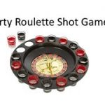 Party Roulette Shot Game