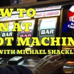 """How to win at slot machines – Interview with gambling expert Michael """"Wizard of Odds"""" Shackleford"""