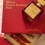 Baccarat Rouge 540 Extrait de Parfum – Parfum Review Indonesia