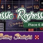 Craps Betting Strategy – Classic Regression – Place 6 8
