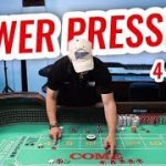 CRAPS POWER PRESSING 4 And 10 | Check This Out Las Vegas #5