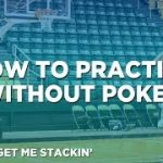 How to Practice Without Online Poker