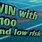 Practicing Craps – A great way to win with $100.00 and low risk.