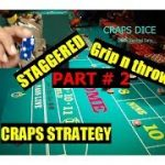 Craps Dice game control sets, Craps Strategy