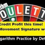 Portomaso Casino with Fun Money (09/05/19) | 120 Credit Profit |Roulette Logarithm Practice