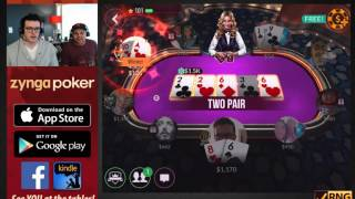 Zynga Poker Tips and Tricks  #5