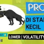 Cara Profit Stake Kecil – Higher lower Index Volatility 25