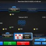 Learn how to play poker game and earn money form 888 poker
