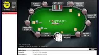 MTT Win Replay #2 – Poker School Online  Learn Poker Strategy, Odds and Tells