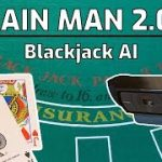 RAIN MAN 2.0, Blackjack AI – Part 1 – Counting Cards Using Machine Learning and Python