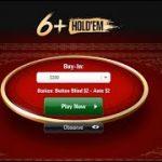 6+ Holdem strategy | New game on Pokerstars