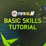 FIFA 16 Tutorial – Basic Skill Moves: Step Over, Ball Roll, Roulette