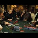 Last poker hand in Casino Royale (2006)