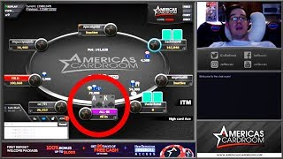 (Part 1) The SECRET to Winning an Online Poker Tournament!