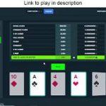 Stake Video Poker Gameplay   80% Profit In 8 Minutes