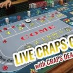 LIVE CRAPS GAME with Master Craps Dealer David | Casino Craps Let's Play #3