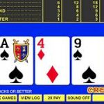[[New]] 9/6 Jacks Or Better Video Poker Strategy + $200 Session – Mistake @ 7:57, Sorry + Wins $100