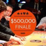 Baccarat Series Powered by Total Rewards Finale Tournament